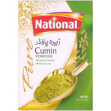 NATIONAL CUMIN SEED POWDER 200G