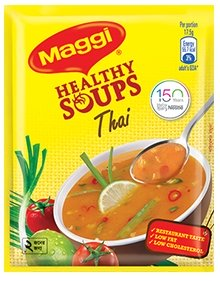 MAGGI THAI SOUP (2 SERVINGS)