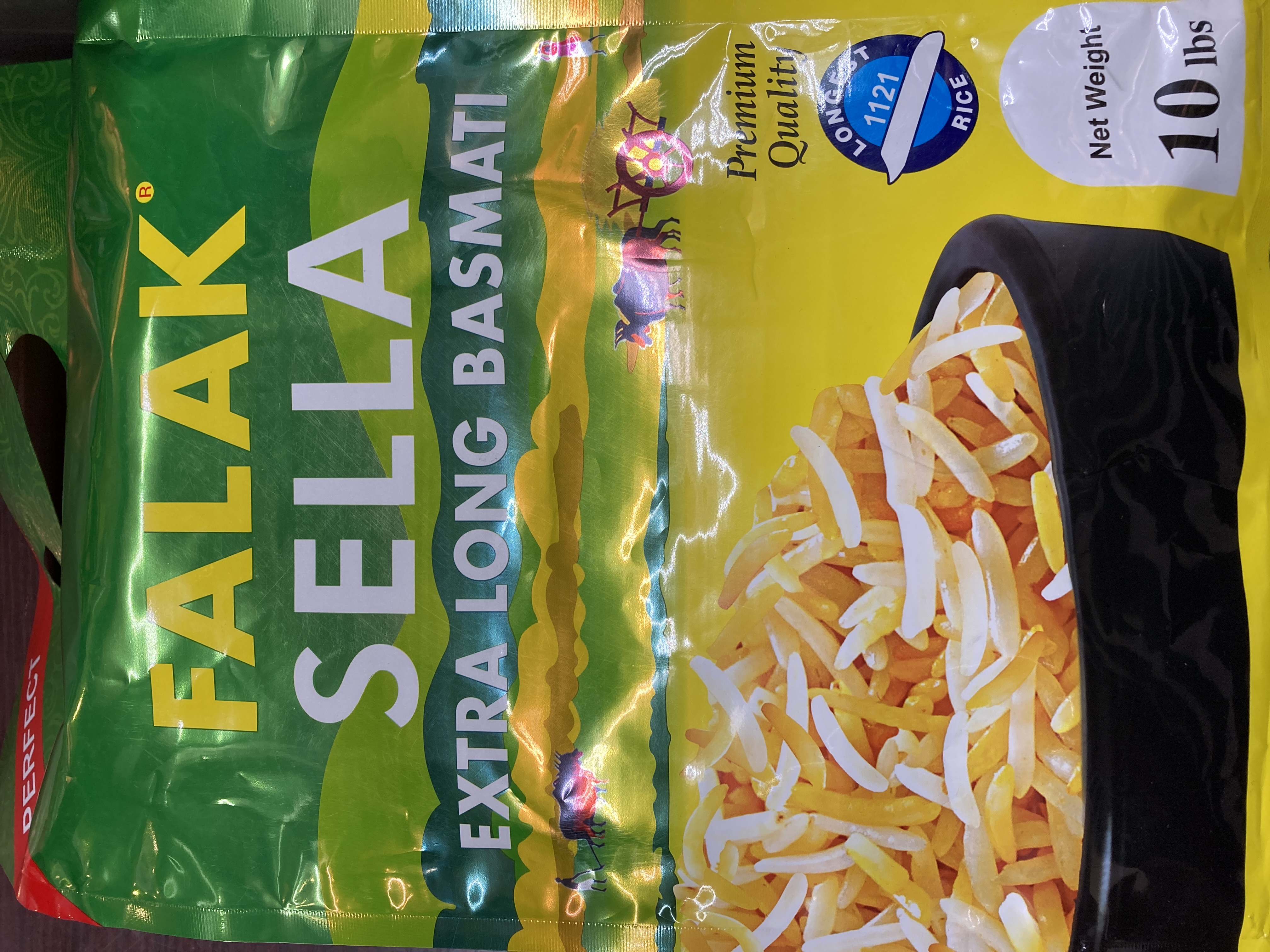 FALAK SELLA Extra Long BASMATI RICE