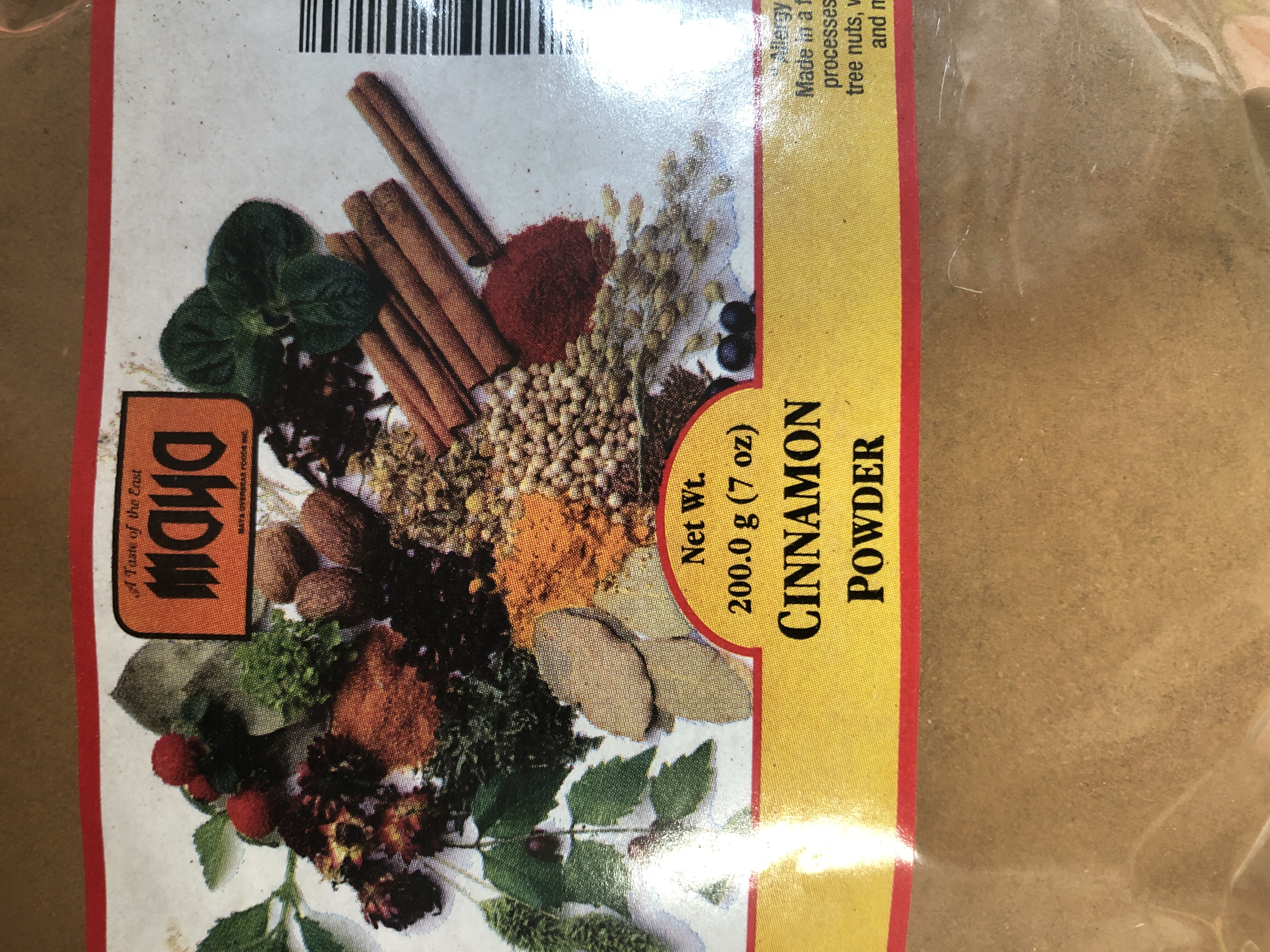 Maya Cinnamon Powder 7oz