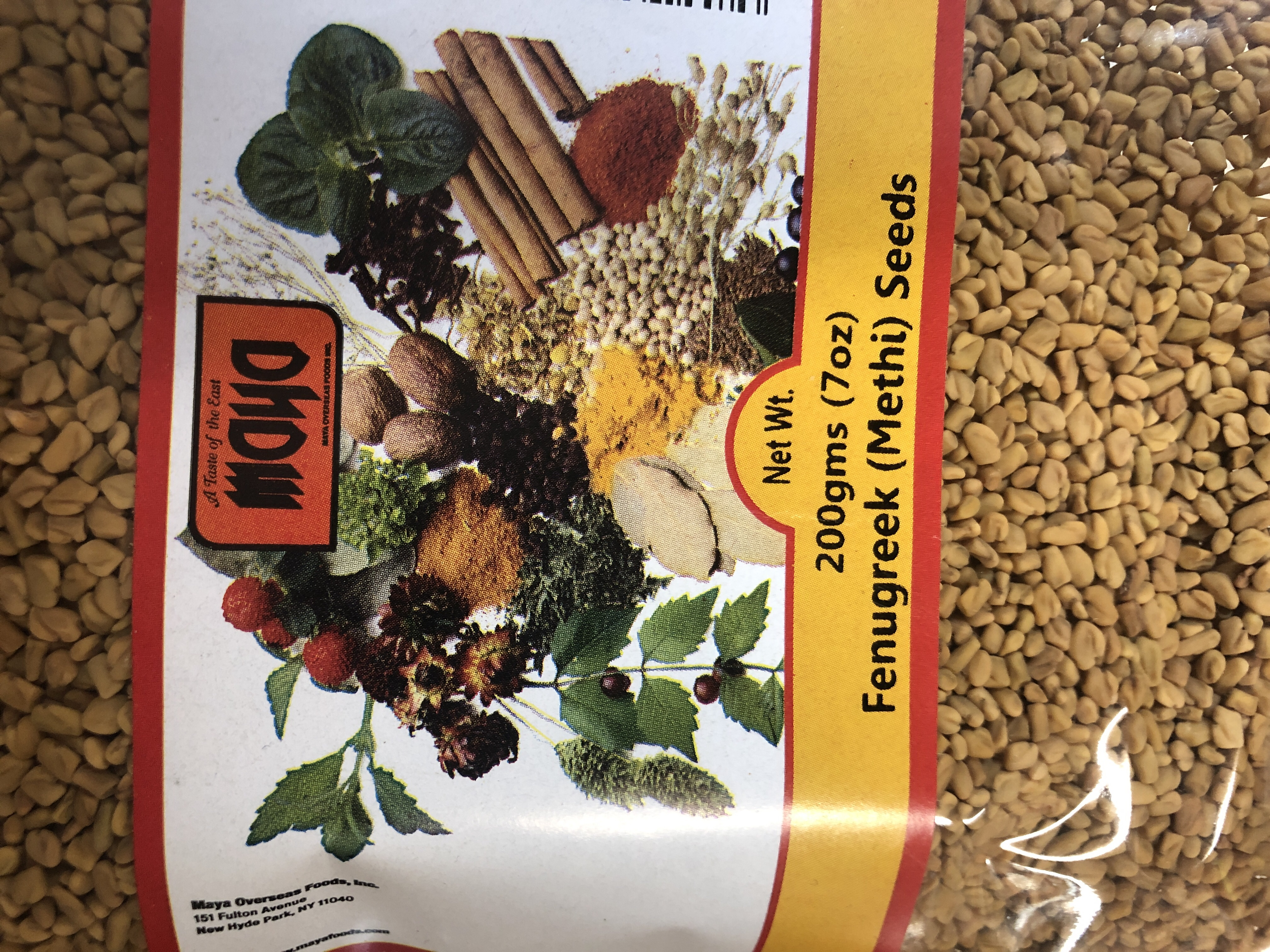 MAYA METHI SEED PACK 200g