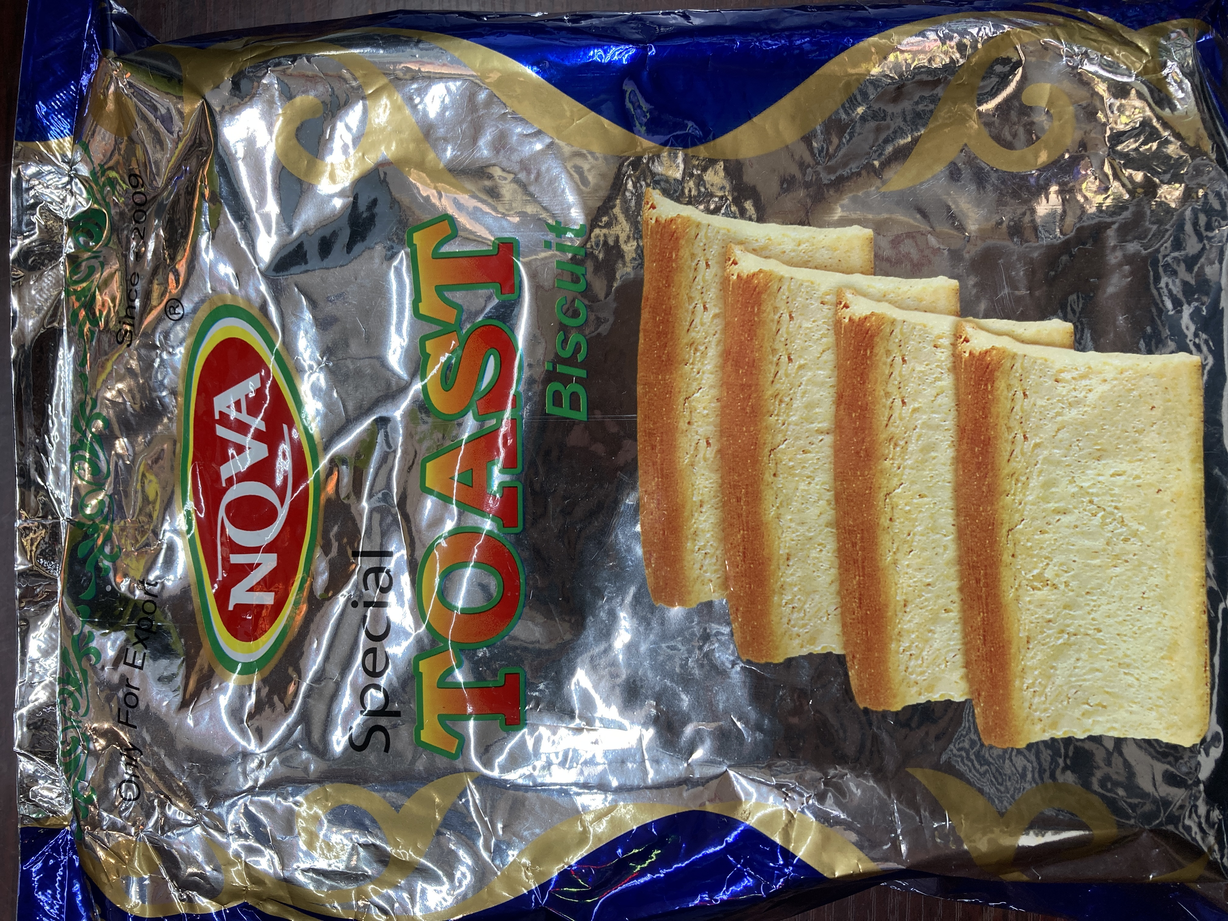 NOVA SPECIAL BUTTER TOAST Biscuits