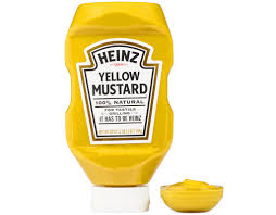 HEINZ Yellow Mustard 28oz
