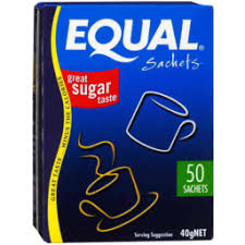 EQUAL sweetener  50C