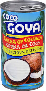 GOYA Cream of COCONUT 15oz