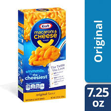 KRAFT MACARONI&CHEESE 7.25 oz