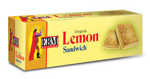 EBM LEMON SANDWICH
