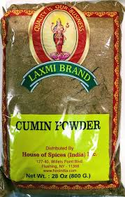 LAXMI CUMIN POWDER 4LB