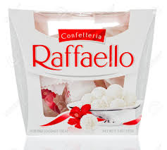 RAFFAELLO ALMOND COCONUT TREAT 150G