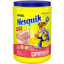 NESQUIK STRAWBERRY 2.2LB