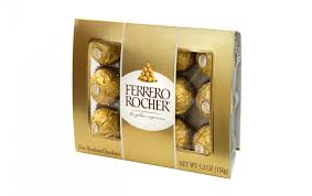 FERRERO ROCHER THE GOLDEN EWPERIENCE 150G