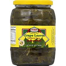 ZIYAD GRAPE LEAVES 454G
