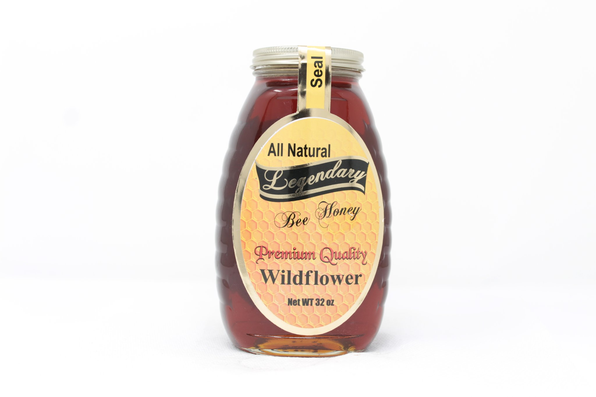 LEGENDARY WILDFLOWER HONEY 32 oz