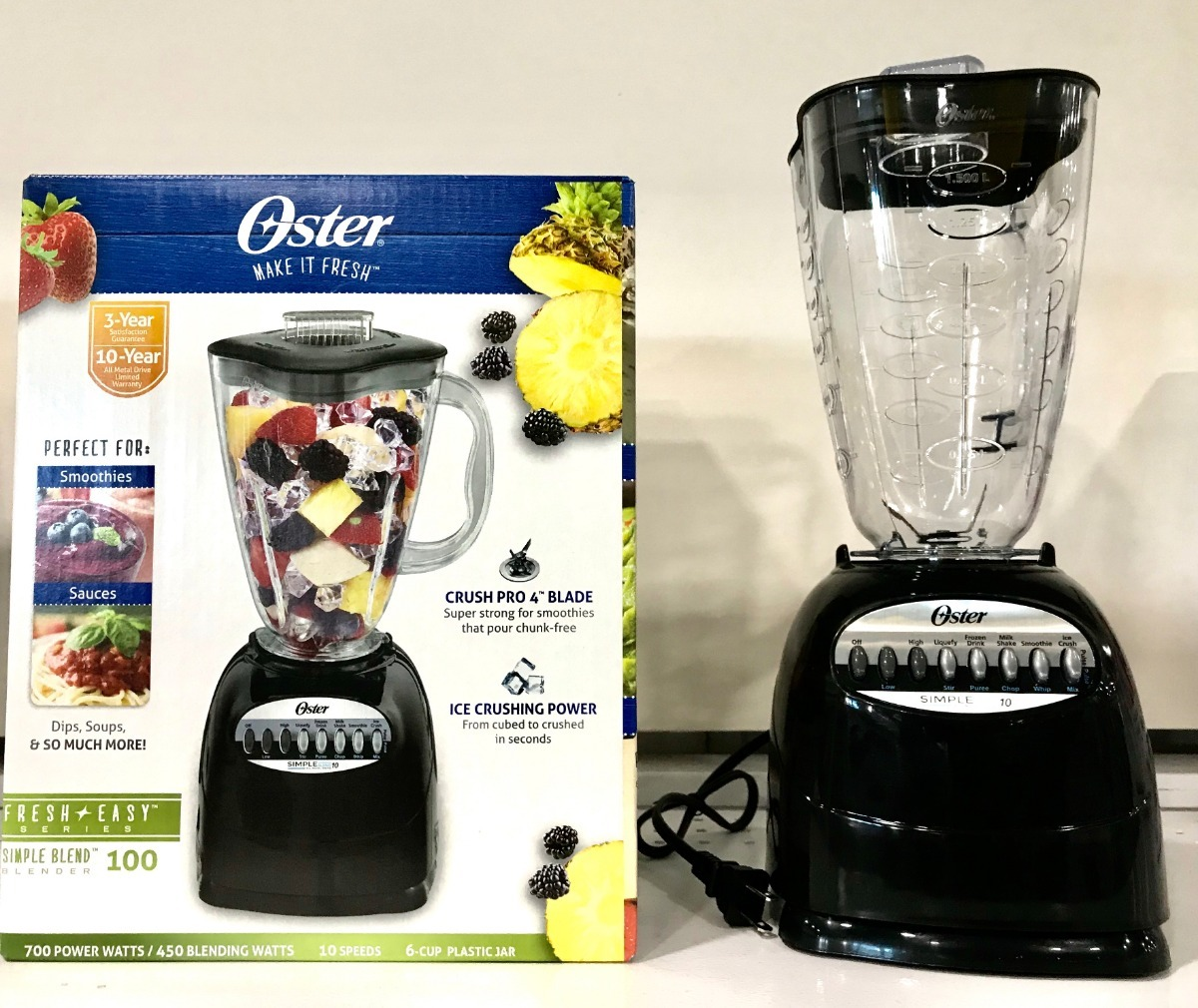 Oster® Classic Series Blender