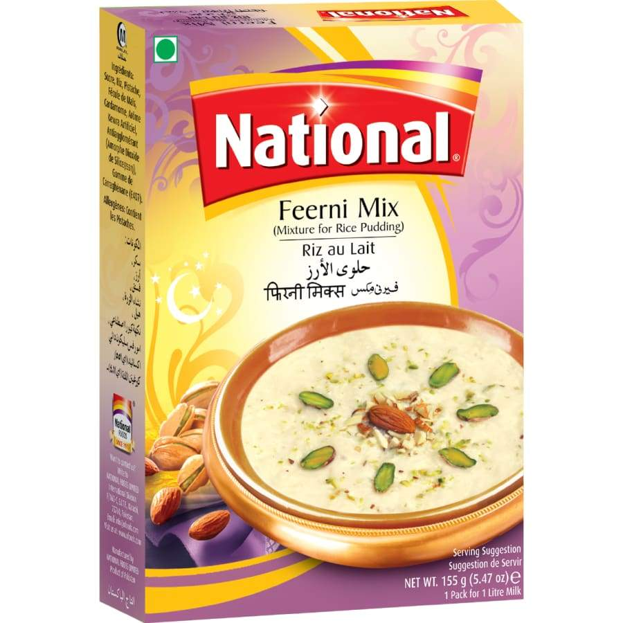 NATIONAL FEERNI MIX (155 gm)