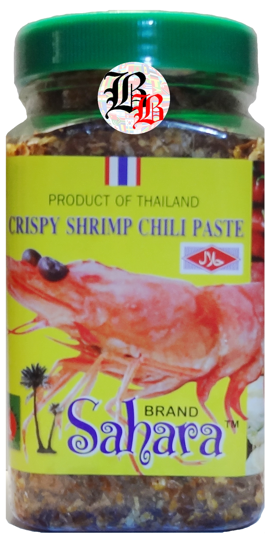 CRISPY SHRIMP CHILLI PASTE 6.34 OZ