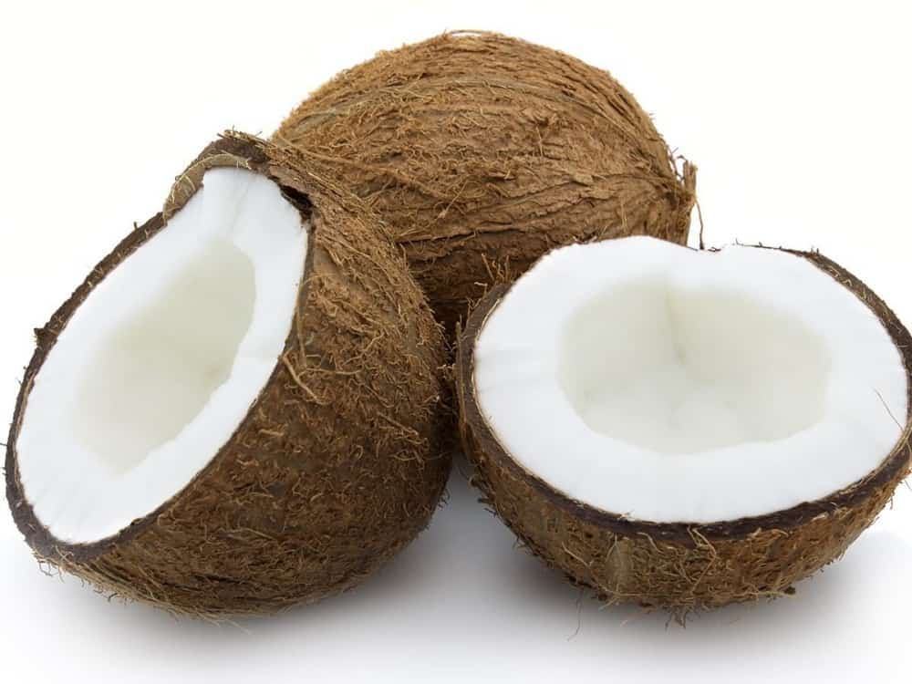 FRESH DRY COCONUT WHOLE