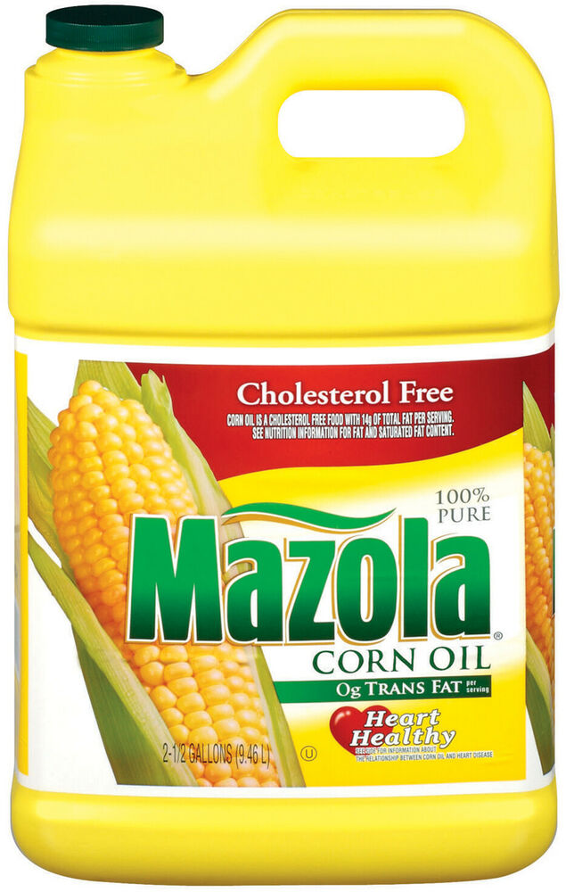 MAZOLA CORN OIL 2 2/1 gal