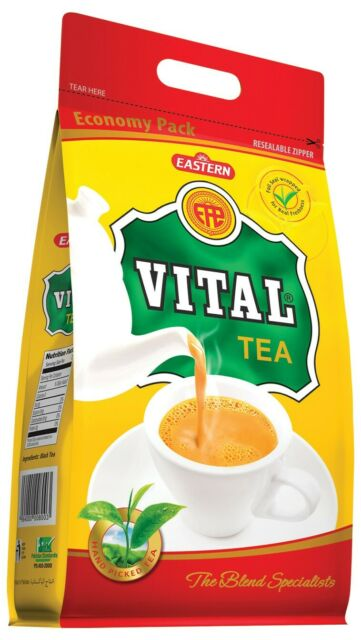 VITAL LOOSE TEA (1 Lb 15.75 oz)