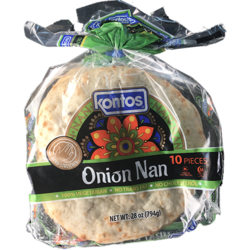 KONTOS ONION NAN (10 PCS IN A PK)