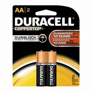 DURACELL AA2