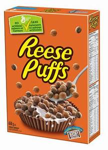 REESES PUFFS CEREAL