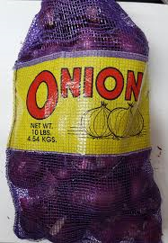 RED ONIONS 10lb